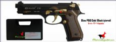 Blow F92 gold black 9 mm 17+1 i�lemeli Kurus�k� ses tabancas�