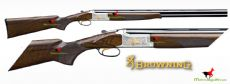 Browning B525 hunter light elite 12 cal. süperpoze av tüfeği