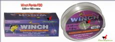Florida Winch 0.30 mm 9 kg �ekerli 100 m Olta ve makina misinas�