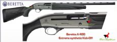 Beretta A 400 Xtreme Synthetic Kick-Off 89 mm 12 cal. 3+1 otomatik av tüfeği