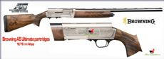 Browning A5 ultimate partridges 12 Cal. 76 mm 4+1 avrupa otomatik av t�fe�i