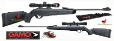 Gamo Pack Shadow DX-S pack 5,5 mm 3-9x40 zoomlu dürbünlü havalı tüfek