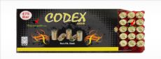 Codex gold 475 bar 50 adet 9 mm kurusıkı ses mermisi