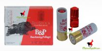 B&P pellagri red shock 35 gr 12 cal. tek kurşun