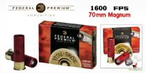 Federal Truball Rifled Slug 12 cal. 70 mm magnum tek kurşun