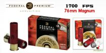 Federal Truball Rifled Slug HP 12 cal. 76 mm magnum tek kurşun